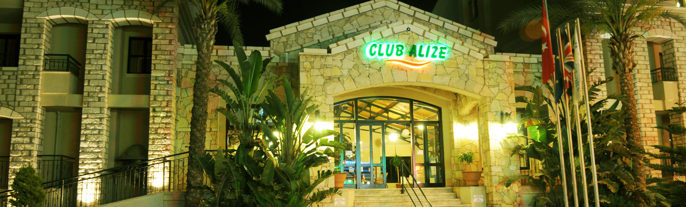 Club Alize General View